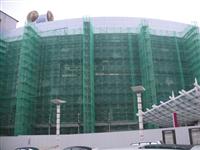新竹風城1-遠東建經-施工架、外牆鷹架搭建