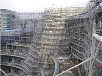 新竹風城-遠東建經-施工架、框式施工架