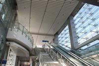 曲面造型琺瑯天花板