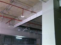 大樓地下室活動式防煙垂壁
