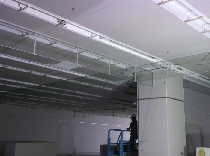 廠房固定式防煙垂壁