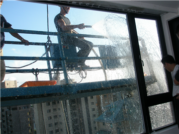 外牆抓漏防水補強