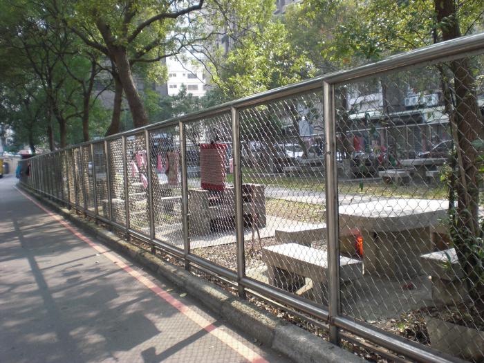 不鏽鋼圍籬