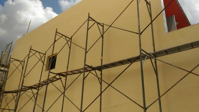 外牆油漆翻新工程