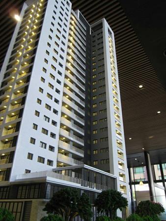 大樓建築模型、辦公大樓模型