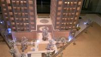 住宅模型、建築模型、剖面模型