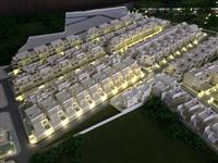 住宅建築模型、透天建築模型