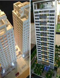 大樓建築模型、公共建築模型