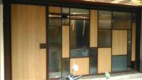 鐵藝術門面、鐵門面維修