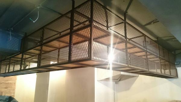 鐵網置物架