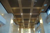 造型木紋天花板
