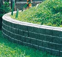 景觀岩面彎牆磚