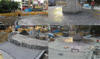 石材鋪面工程--台南護理專校