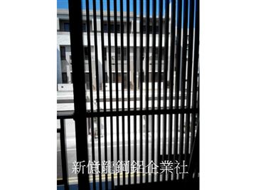 陽台鋁格柵工程