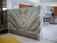石材電視牆