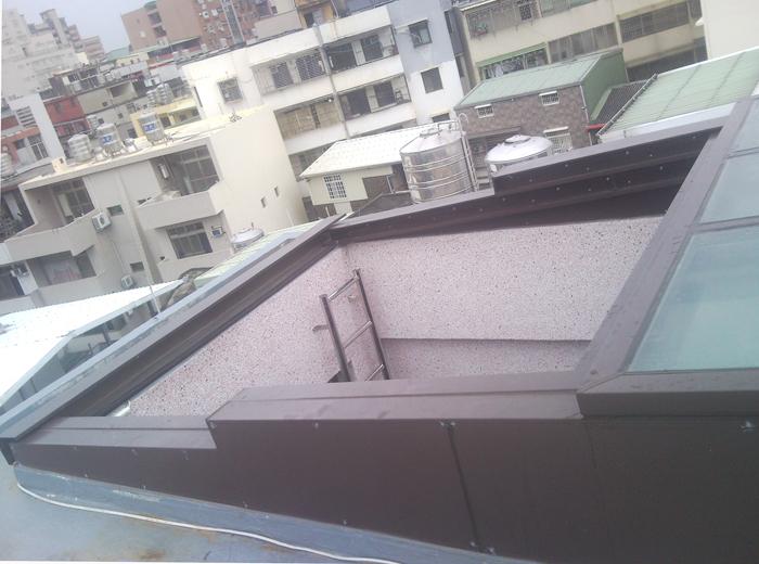 電動玻璃天窗