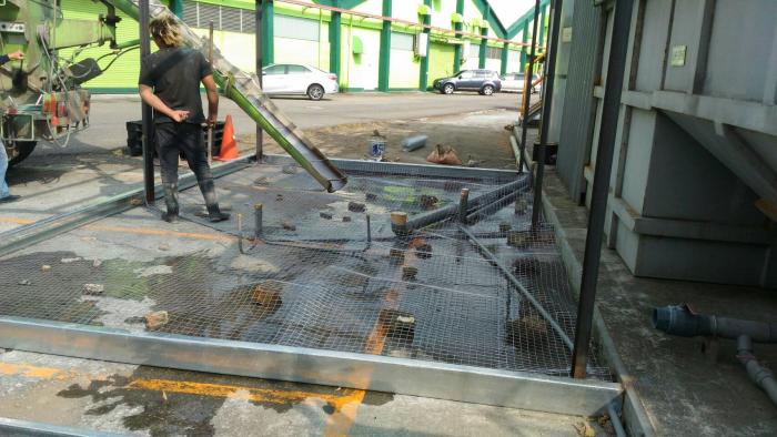 地坪翻新泥作整平工程
