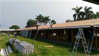 屋頂鐵皮翻新