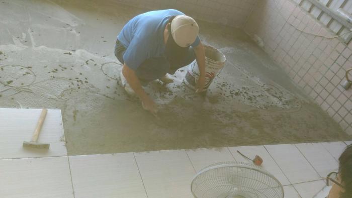 地坪防水施工