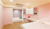 臥室設計/粉色女孩房