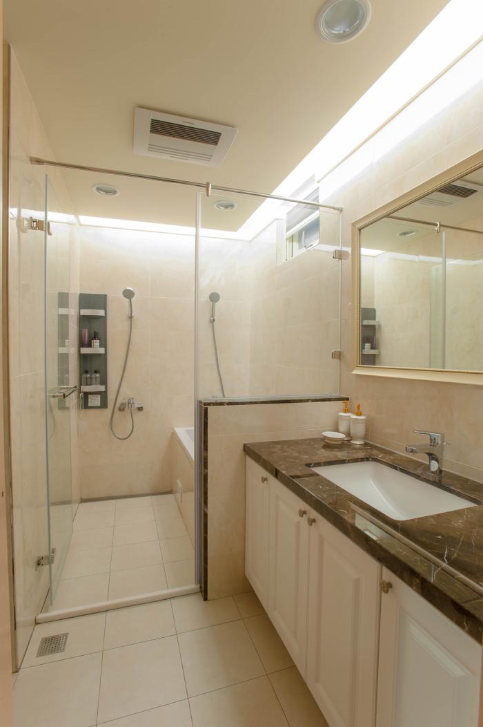衛浴空間翻新