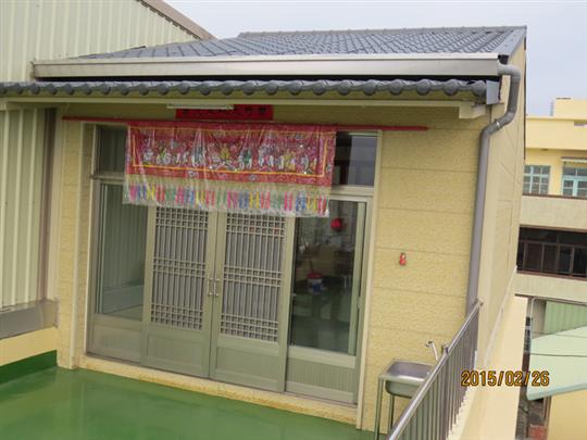 外牆玻璃鋁隔柵工程