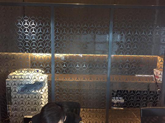 鐵件隔間牆