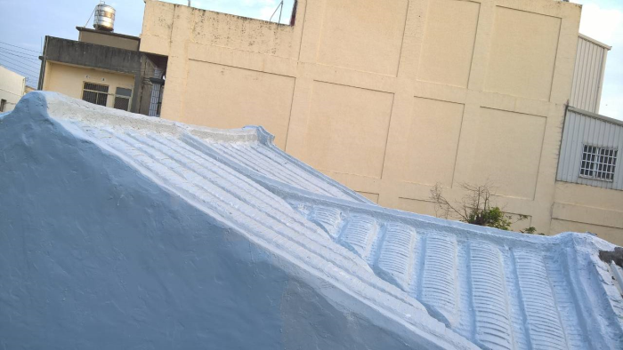 桃園中壢頂樓修繕