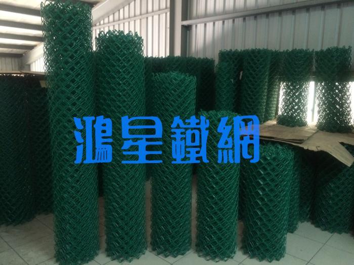 鍍鋅包覆PVC菱形網