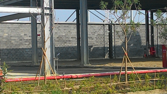 步道磚工程