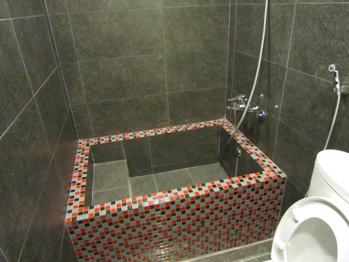 衛浴裝修/普普日風