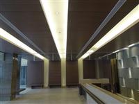 大樓公共空間LED照明工程