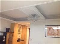 客廳線板.木工裝潢