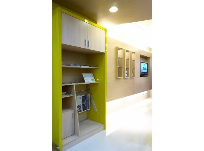 閱覽室系統展示櫃