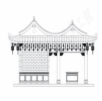 廟宇2D規劃