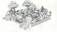 庭園造景2D規劃