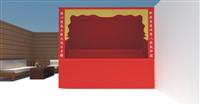 寺廟3D示意規劃