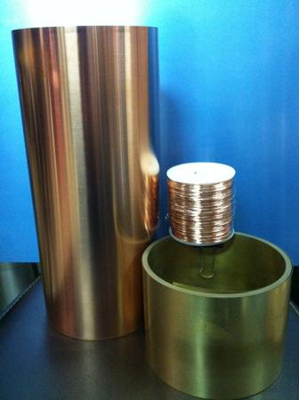 銅線、銅片、鋅片、鉛片