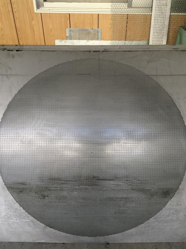 圓形圖型沖孔