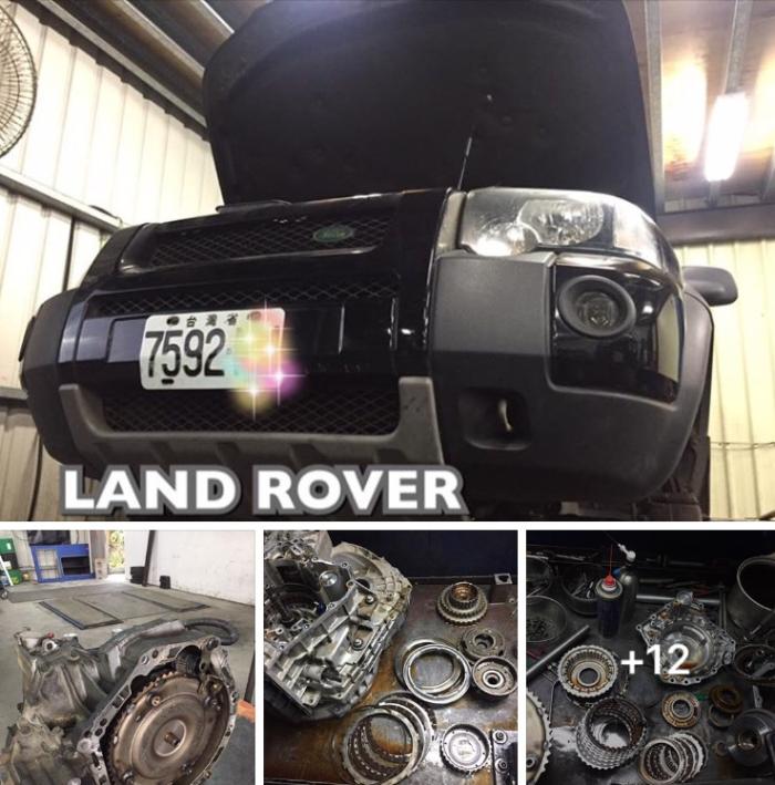 LAND ROVER陸華 FREE LANDER 2.5      型號:JF506E