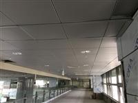 商業空間活動式防煙垂壁