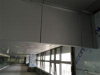 倉庫活動式防煙垂壁