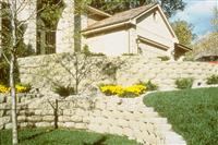 梯形擋土磚