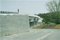 高速公路擋土牆