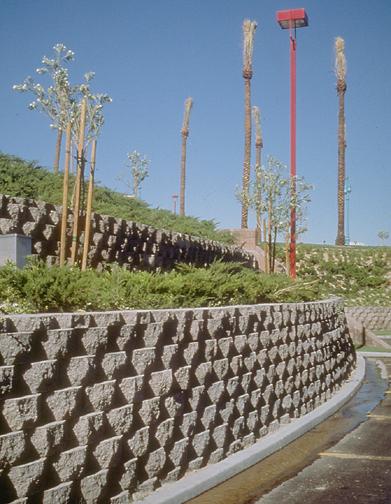 景觀駁崁磚