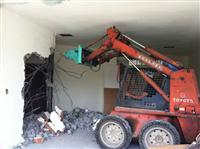 房屋磚牆拆除工程