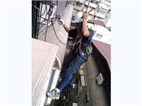 高空作業抓漏.防水工程