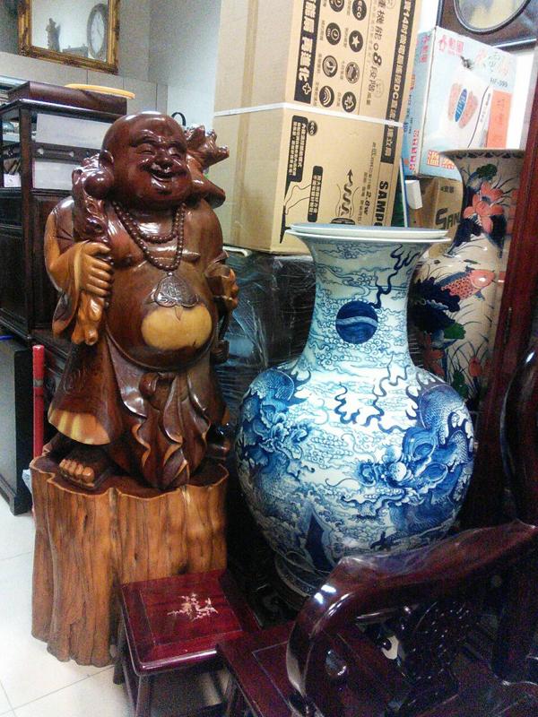 古董花瓶收購、二手古董花瓶收購
