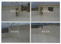 屋頂玻璃纖維積層防水工程