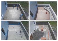 公寓陽台及空中植栽區FRP防水工程